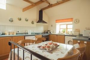 The Long Barn - Kitchen